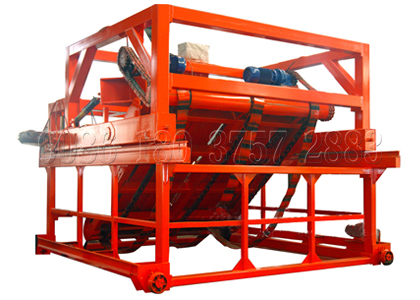 Chain Type Compost Mulch Turner for Sale