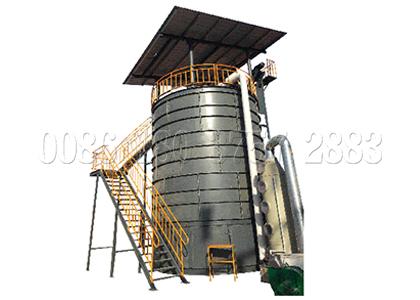Fermentation pot for bio organic fertilizer composting