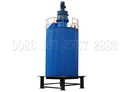 Fermentation pot for composting pig manure