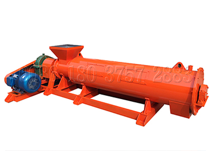 New type organic fertilizer granulator in SEEC