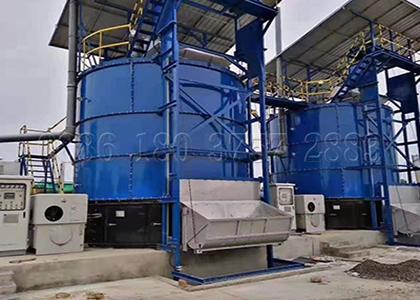 SEEC compost fertilizer manufacturing process