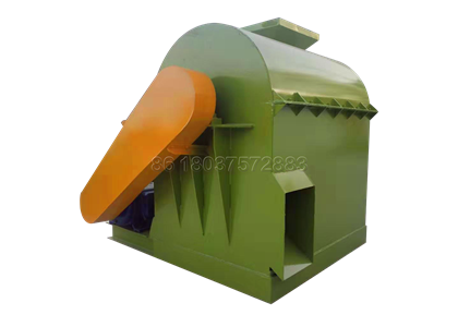 Fertilizer Crusher for Semi-wet Orgnaic Materials Processing