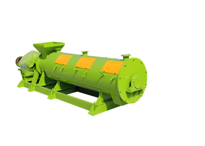New Developed Granulator for Organic Fertilizer Granulation