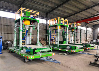 Ton Packaging Machine for Organic Fertilizer Plants